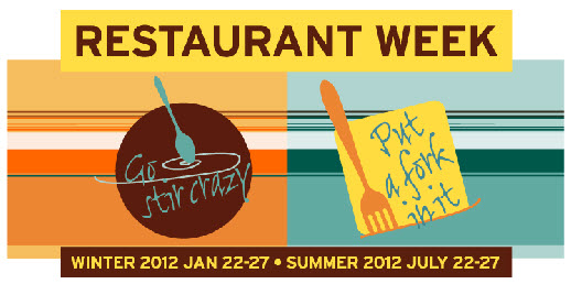 Madison Restaurant Week Picks – Winter 2012